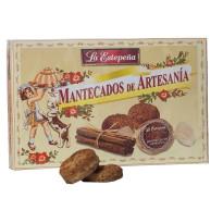 Mantecados de Artesanía  LA ESTEPEÑA 320 Gr
