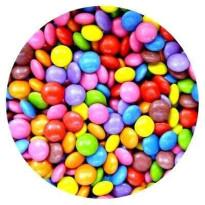 Mini Smarties mini grageas chocolate NESTLE 500 Gramos