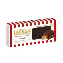 Turrón Praliné de Brownie LACASA 200 Gramos