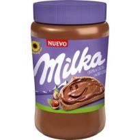 MILKA Crema al Cacao con Avellanas 600 Gramos