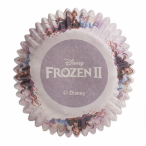 Cápsula Cupcake Frozen II 25 Unid DEKORA