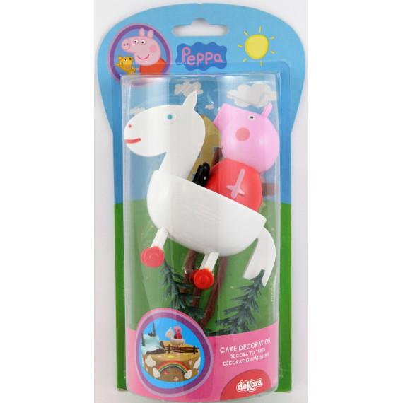 Kit Figuras Decoración Pastel PEPPA PIG 1 Unid
