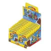 SUPER ZINGS  Barritas de Chocolate con Leche 24 Unidades