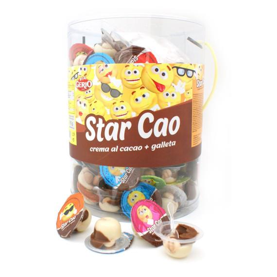Star Cao Tarrinitas de Crema GERIO 150 Unid