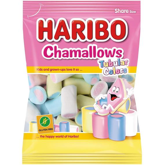 Chamallows Tubular Colors HARIBO 250 Unid