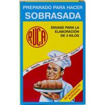 Preparado Sobrasada  RUCA 270 Gr