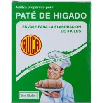 Preparado Paté de Hígado  RUCA 85 Gr