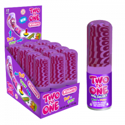 TWO TO ONE  Pop + juguete  WILDBERRY 12 Unid