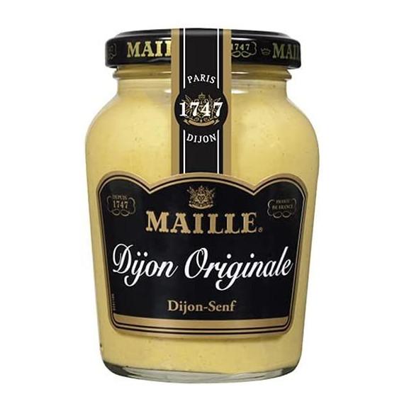 Mostaza DIJON Original MAILLE 215 Gr