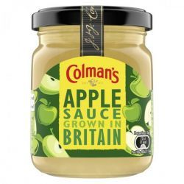 Salsa Manzana Apple Bramley Sauce COLMAN´S 155 Gramos