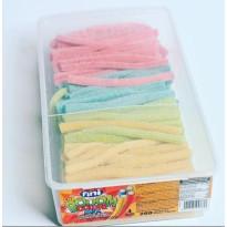 Rellenitos 4 Colores Pica FINI 200 Unid Sour Booom Colour Mix