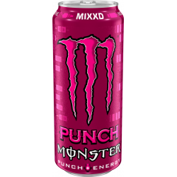 MONSTER PUNCH MIXXD 500 ML