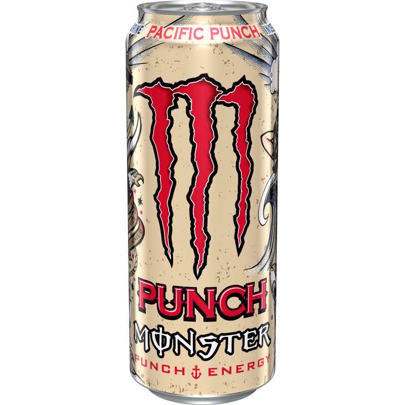 MONSTER PACIFIC PUNCH 500 ML