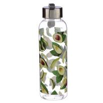 Botella AGUACATE Tapa metálica 500 Ml
