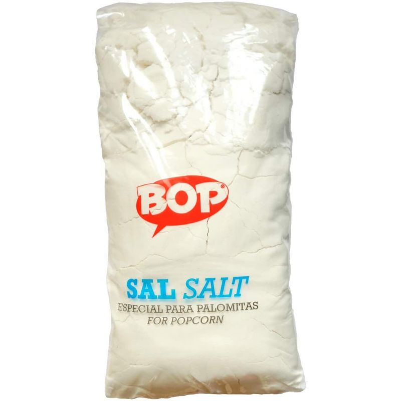 BOP Sal en Polvo especial  para Palomitas 1 kg