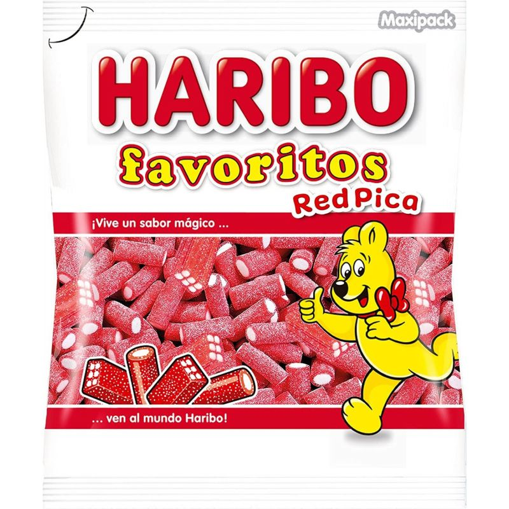 Favoritos Red  Pica  Regaliz Fresa HARIBO  1 kg