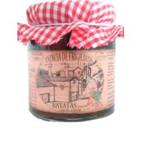 Batatas en concentrado del jugo de la caña de azúcar (miel de caña)