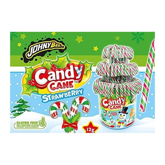Bastones de Caramelo Navidad Tricolor 100 Unid