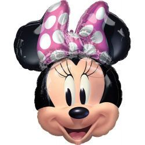 Minnie Mouse Disney Globo Formas