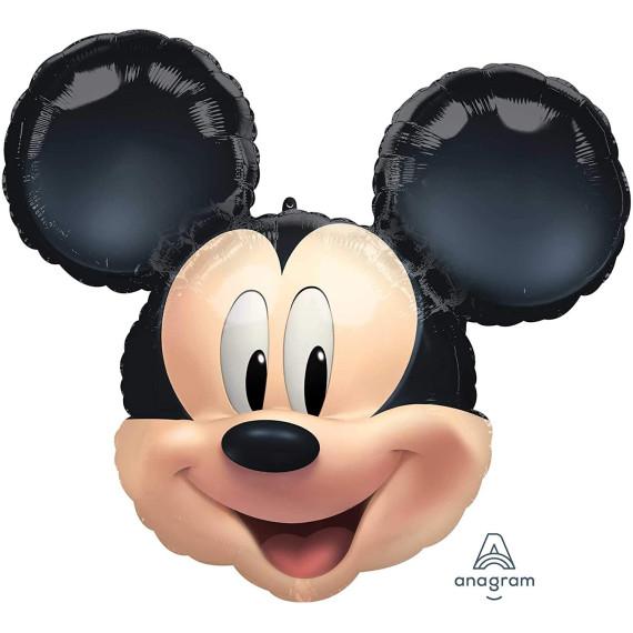 Mickey Mouse Disney Globo Formas