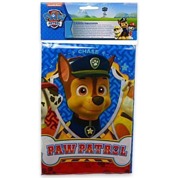 Mantel  Plástico Fiesta Paw Patrol Super Patrulla Canina DEKORA