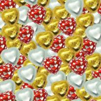 Corazones Surtidos de Chocolate con Leche DOLCI MOMENTI 1 kg
