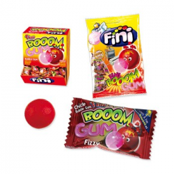 FINI- Booom gum- Chicle relleno